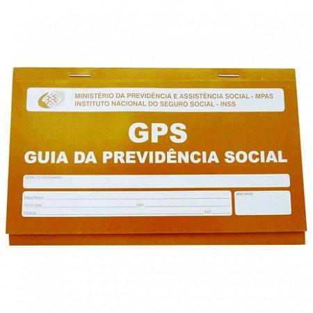 CARNE GPS P/ REC CONTRIBUIÇÕES 12X2