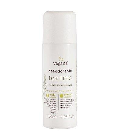 Desodorante Tea Tree - 120ml