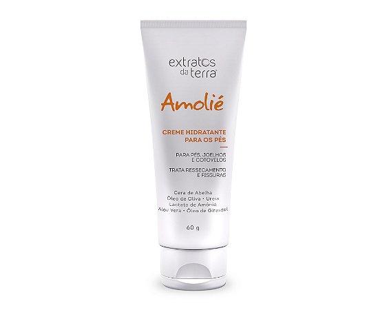 Amolié Creme Hidratante para os Pés - 60 g