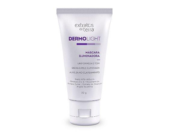 Dermolight Máscara Iluminadora - 30 g