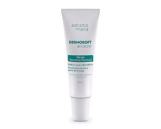 Dermosoft Antiacne Sérum Secativo Pontual - 15 ml