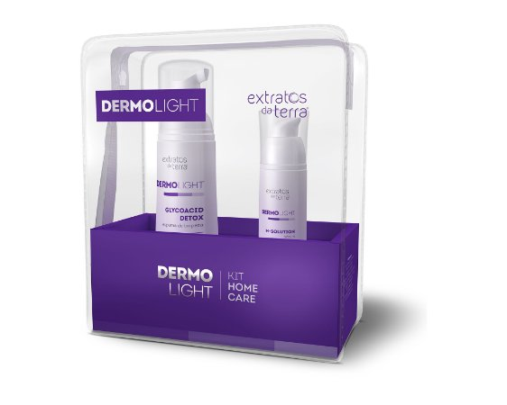 Kit Dermolight Home Care