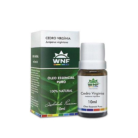 Óleo essencial de Cedro Virgínia 10ml