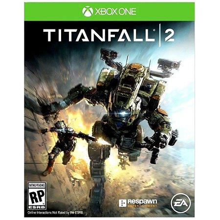 Jogo Titanfall 2 XBOX ONE Mídia Digital