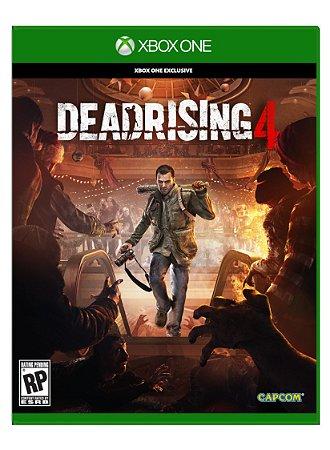 Jogo Dead Rising 4 XBOX ONE Mídia Digital