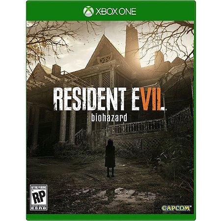 Jogo Resident Evil 7 XBOX ONE Mídia Digital