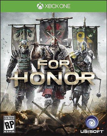 Jogo For Honor XBOX ONE Mídia Digital