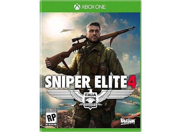 Jogo Sniper Elite 4 XBOX ONE Mídia Digital