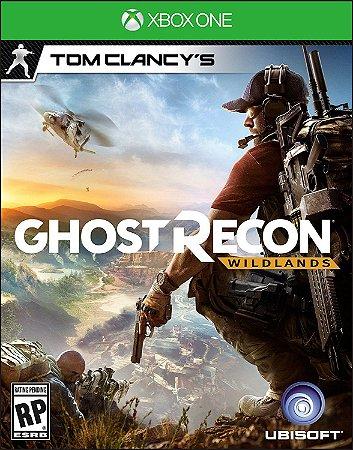 Jogo Tom Clancys Ghost Recon: Wildlands XBOX ONE Mídia Digital