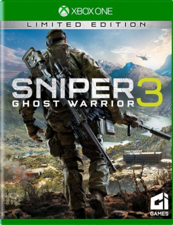 Jogo Sniper Ghost Warrior 3 XBOX ONE Mídia Digital
