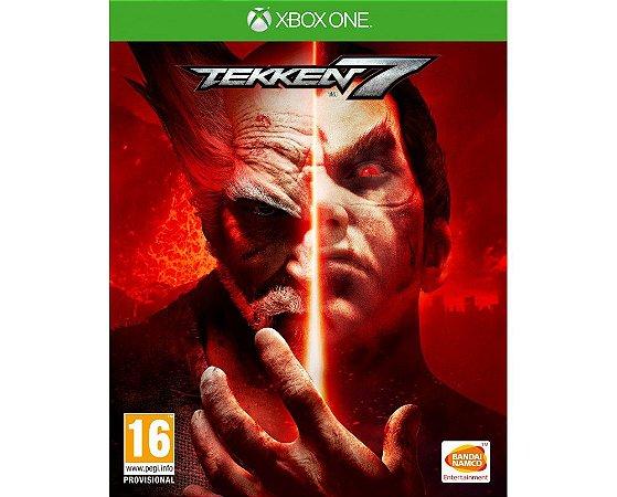 Jogo Tekken 7 XBOX ONE Mídia Digital