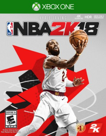 NBA 2K18 Xbox One Mídia Digital Online