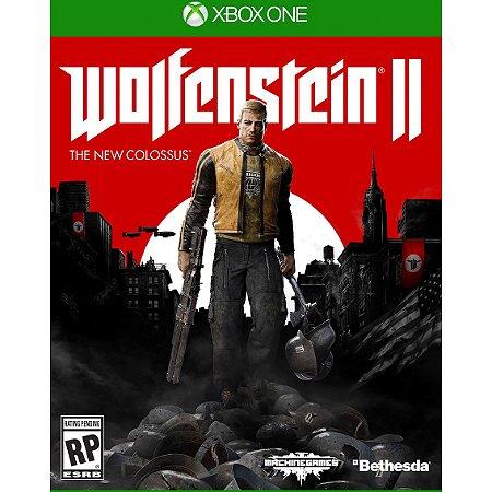 Wolfenstein 2 Xbox One Mídia Digital Online