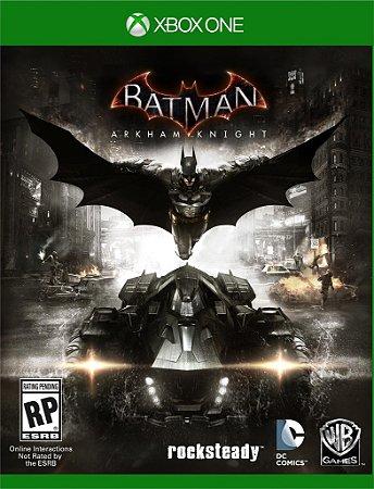 BATMAN ARKHAM KNIGHT para XBOX ONE em Mídia Digital