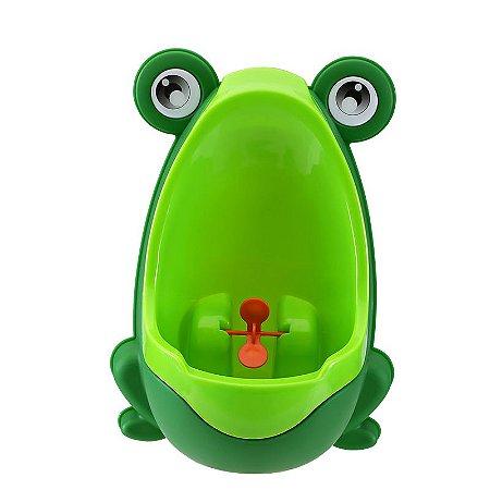 Mictório Infantil Sapinho Verde - Kababy