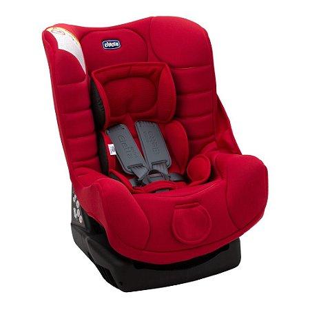 Cadeira Eletta Comfort Vermelha - Chicco (0-18kg)