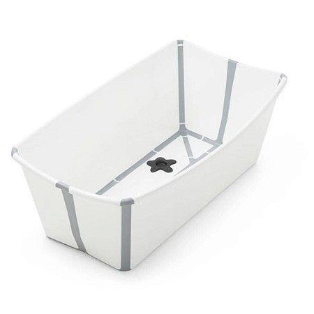Banheira Dobrável Branca - Stokke