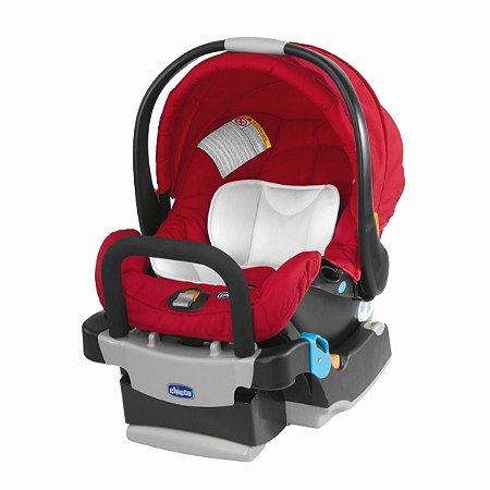Bebê Conforto com Base Auto Keyfit Red - Chicco