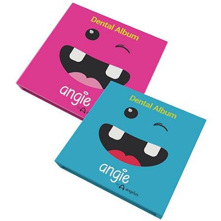 Álbum Dental Premium - Angie