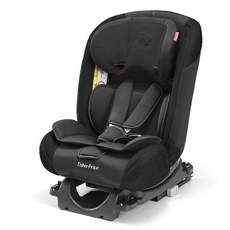 Cadeira para Auto All-Stages Fix 0-36kg Preta - Fisher Price