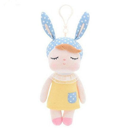 Chaveiro Metoo Doll Angela Amarela 19cm