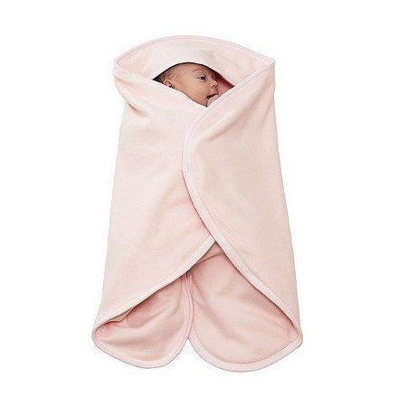Cobertor de Vestir Rosa - Kababy