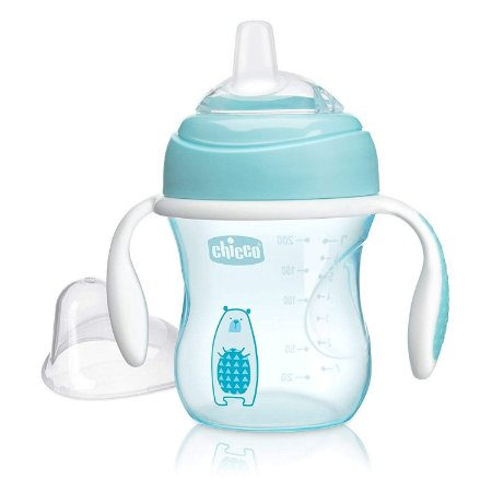 Copo Transition 4m+ Menino 200ml - Chicco