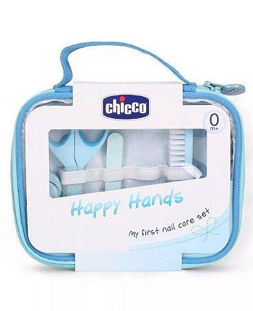 Kit Manicure para Bebê Azul - Chicco