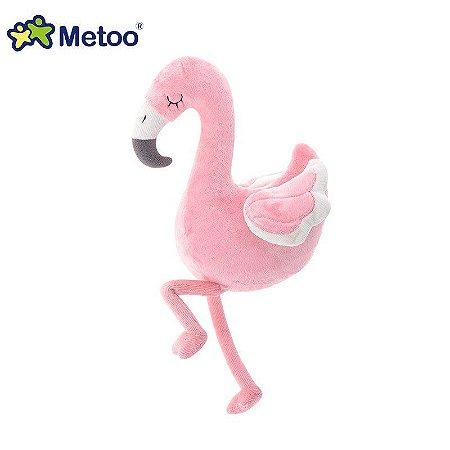 Pelúcia Metoo Flamingo