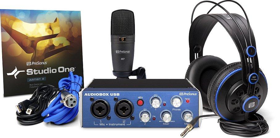 Interface Presonus Audiobox Studio