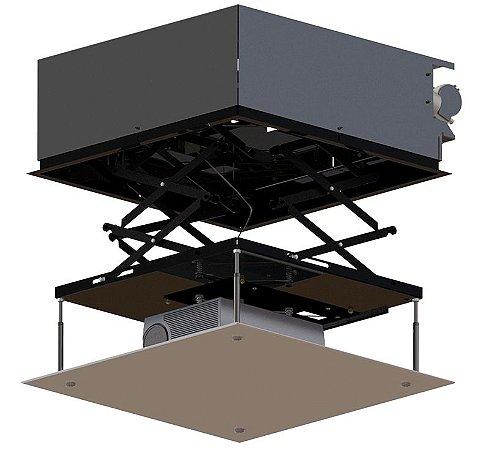 Elevador para Projetor (LIFT) - Tamanho interno 51x51cm