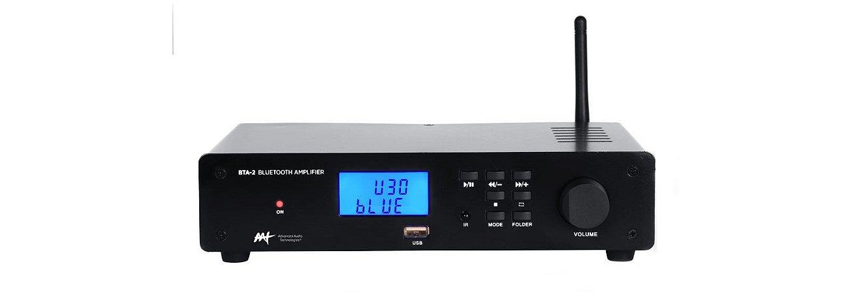 Amplificador / Receiver AAT BTA-2