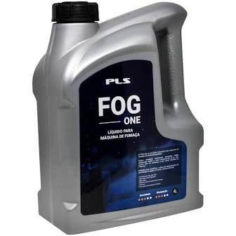 Líquido para Máquina de Fumaça Fog One PLS (Galão 4 Lts)