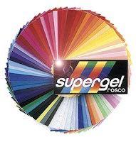 Gelatina Rosco (E-Colour e Supergel)