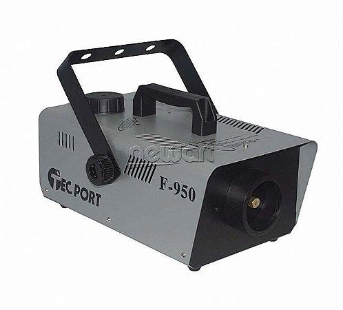 Máquina de Fumaça Tecport F-950