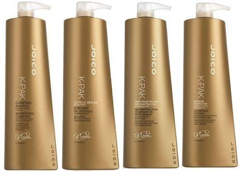 Kit Joico K-pak Hair Repair System - 4 Passos Original