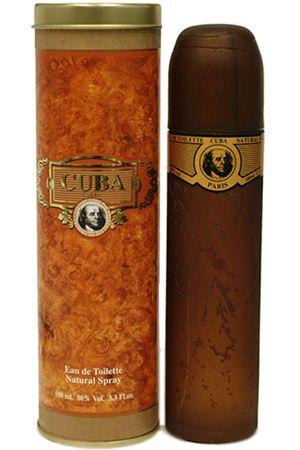 Perfume Cuba Dourado Gold 100ml Cuba Paris Original Cuba atacado e Varejo