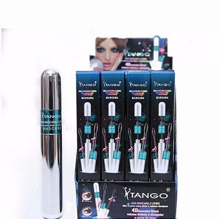 Rímel Tango 4d Prata Caixa Com 12 Unidades - Promoção