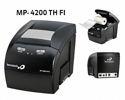 Impressora Fiscal Blindada Bematech Mp 4200