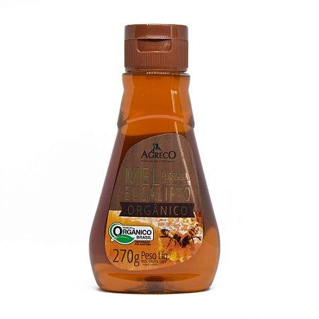 Mel de eucalipto orgânico Agreco - 270g