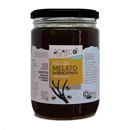 Mel de Melato de Bracatinga Orgânico Agreco - 750g