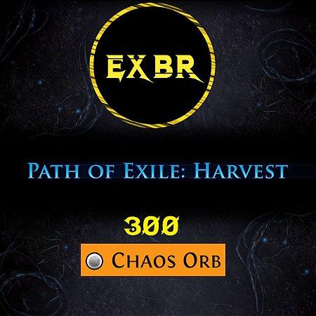 300 Chaos Orb Harvest