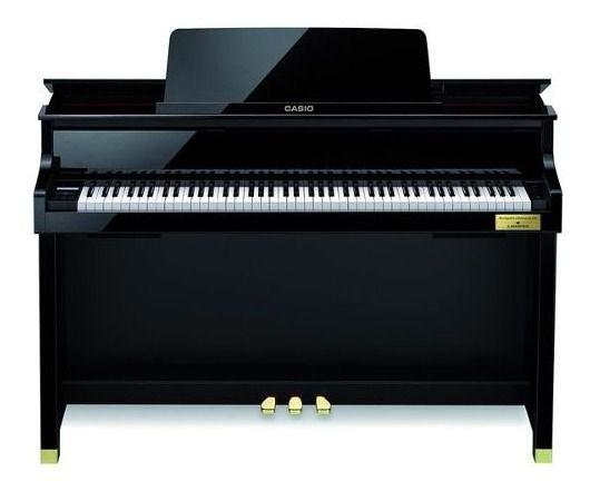 PIANO DIGITAL CASIO CELVIANO GP500 HIBRIDO PRETO
