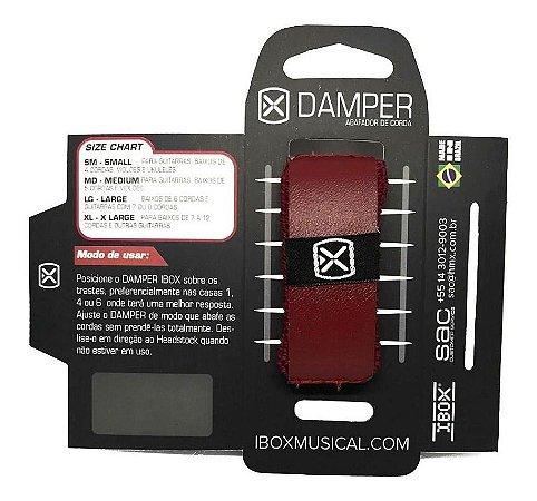 ABAFADOR DUMPER IBOX DSMD04 SUPREME MD BORDO