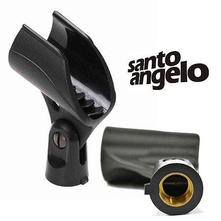 CACHIMBO MICROFONE S/FIO SANTO ANGELO SAS 30MM