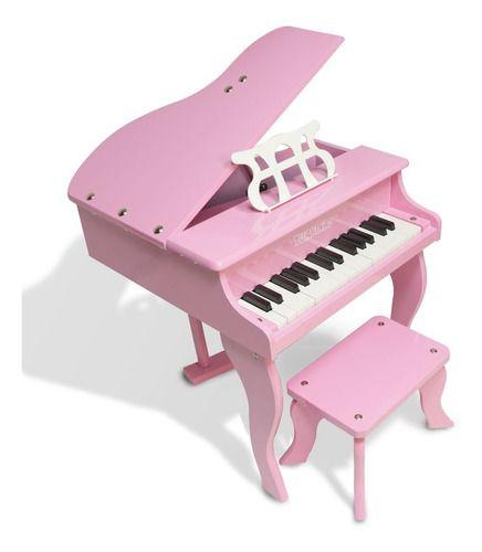 PIANO CAUDA INFANTIL TURBINHO PIANO 30 PK 30 TECLAS