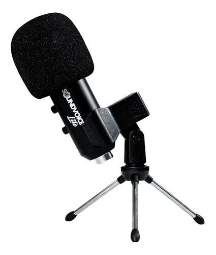 MICROFONE SOUNDVOICE SOUNDCASTING 800
