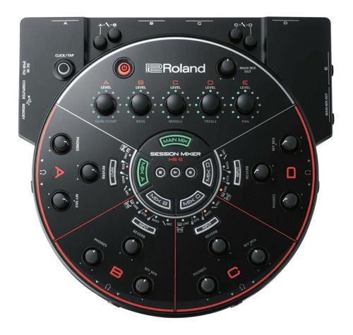 MIXER DIGITAL ROLAND HS5 5 CANAIS