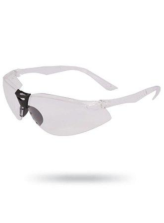 Óculos de Proteção Neon Incolor Antiembaçante
