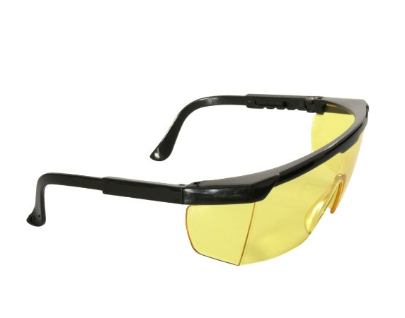 Óculos de Proteção Argon Amarelo Antiembaçante